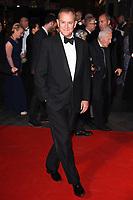 "Hugh Bonneville<br /> arriving for the London Film Festival 2017 screening of ""Breathe"" at the Odeon Leicester Square, London<br /> <br /> <br /> ©Ash Knotek  D3318  04/10/2017"