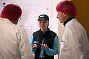 05/12/19<br /> <br /> Stefano Agostini visits Nestlé factory, York.<br /> <br /> All Rights Reserved: F Stop Press Ltd.  <br /> +44 (0)7765 242650 www.fstoppress.com