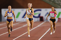 5th September 2020, Brussels, Netherlands;  Polands Iga Baumgart-Witan C competes during the 400m Women at the Diamond League Memorial Van Damme athletics event at the King Baudouin stadium in Brussels, Belgium