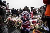 05.06.2017 - City Hall Vigil For The Victims Of London Bridge & Borough Market Attack