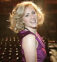 Montreal (Qc) CANADA ,march 2010,  Jíme voyais deja (Aznavours tribute) album launch : Judith Berard