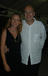 SILVIA RONCHEY CON BEPPE SCARAFFIA<br /> PREMIO LETTERARIO CAPALBIO 2004
