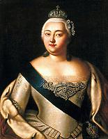 2A2FYCR Elizabeth of Russia by A. Antropov (Kursk).