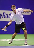 15-12-10, Tennis, Rotterdam, Reaal Tennis Masters 2010,   Antal van der Duim