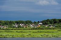 Nemunas (Memel) bei Jurbarkas, Litauen, Europa