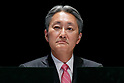 Sony CFO Kenichiro Yoshida to succeed Kazuo Hirai as CEO