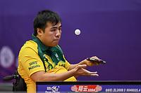TT / Junjian Chen (AUS)<br /> Marrara Sporting Complex<br /> 2019 Arafura Games - NT<br /> Thursday 2 May 2019<br /> © STL / Jeff Crow / Paralympics Australia