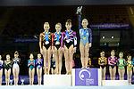 Espoirs Individual Apparatus Championships 6.12.14.Emirates Arena Glasgow. Photos Alan Edwards.