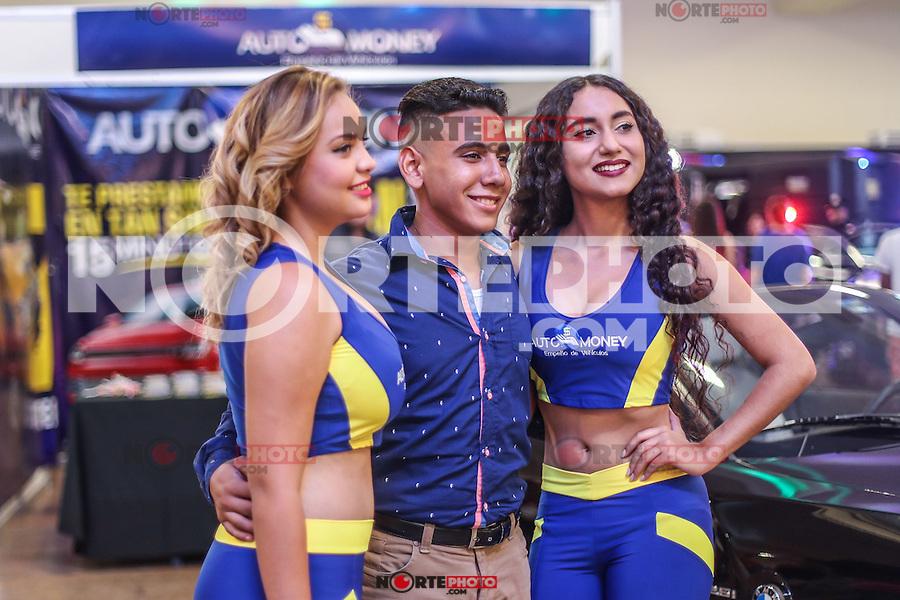 Auto Show. <br /> Exhibición de vehículos deportivos, clásicos, militares y sonido realizado en ExpoForum. <br /> <br /> ©Foto: LuisGutierrrez/NortePhoto