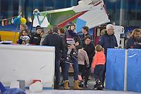 SCHAATSEN: HEERENVEEN, IJsstadion Thialf, 20-03-2018, DE STUUPSPORT, eindfeest, ©foto Martin de Jong