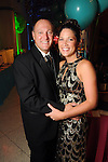 Allen and Kelly Maeker at the Children's Museum Gala Saturday Oct. 16, 2010. (Dave Rossman/For the Chronicle)