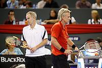 5-10-07, Netherlands, Eindhoven, Tennis, Alex Classics, Borg    McEnroe