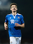 St Johnstone v Aberdeen…27.01.21   McDiarmid Park   SPFL<br />Craig Bryson<br />Picture by Graeme Hart.<br />Copyright Perthshire Picture Agency<br />Tel: 01738 623350  Mobile: 07990 594431
