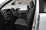 Front seat view of 2019 Ram Ram-1500-Pickup Big-Horn-Crew-Cab-SWB 4 Door Pickup Front Seat  car photos