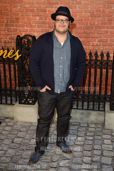 "Josh Gad at the UK premiere of ""Mr Holmes"" at the Odeon Kensington, London<br /> June 10, 2015  London, UK<br /> Picture: Steve Vas / Featureflash"