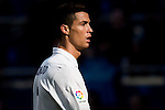 Cristiano Ronaldo of Real Madrid walks to the bench during their La Liga match between Real Madrid and Granada CF at the Santiago Bernabeu Stadium on 07 January 2017 in Madrid, Spain. Photo by Diego Gonzalez Souto / Power Sport Images