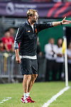 Liverpool FC Coach Jurgen Klopp reacts during the Premier League Asia Trophy match between Liverpool FC and Crystal Palace FC at Hong Kong Stadium on 19 July 2017, in Hong Kong, China. Photo by Yu Chun Christopher Wong / Power Sport Images