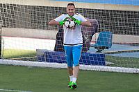 Colombia's David Ospina during training session. June 6,2017.(ALTERPHOTOS/Acero) (NortePhoto.com) (NortePhoto.com)