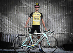 NELSON, NEW ZEALAND - MARCH 9: Photo shoot with Olympic and Tour de France cyclist George Bennett on February 9 2017 in Nelson, New Zealand. (Photo by: Evan Barnes Shuttersport Limited)