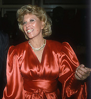 Dinah Shore 1989<br /> Photo By Adam Scull/PHOTOlink.net