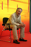01 september 2004.61a Mostra Internazionale d'Arte Cinematografica di Venezia, 61st Venice International Film Festival.Steven Spielberg