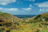 Kenidjack Valley near St Just, Cornwall