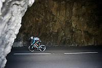 Mikael Cherel (FRA/Ag2r-LaMondiale)<br /> <br /> stage 13 (ITT): Bourg-Saint-Andeol - Le Caverne de Pont (37.5km)<br /> 103rd Tour de France 2016