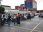 Motorcycle Ralley in Colorado Springs, Co.