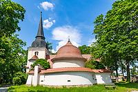 Dorfkirche von Groß Behnitz, Nauen, Brandenburg, Deutschland