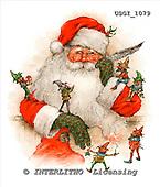 GIORDANO, CHRISTMAS SANTA, SNOWMAN, WEIHNACHTSMÄNNER, SCHNEEMÄNNER, PAPÁ NOEL, MUÑECOS DE NIEVE, paintings+++++,USGI1079,#X#