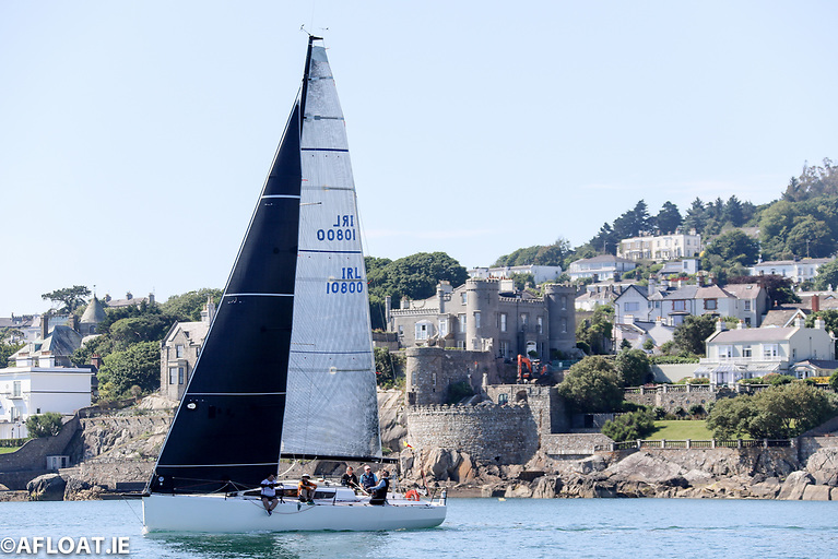 Irish ISORA coastal champion Rockabill VI (Paul O'Higgins) is competing in Saturday's final long offshore race of the 2021 season