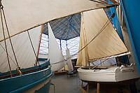 Europe/France/Bretagne/29/Finistère/ Douarnenez: le port-musée  de : Port-Rhu