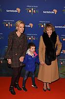 Esther Rantzen and daughter<br /> arriving for the Cirque du Soleil Premiere of TOTEM at the Royal Albert Hall, London<br /> <br /> ©Ash Knotek  D3471  16/01/2019