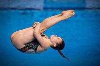 Punzel Tina GER<br /> Diving - Women's 3m preliminary<br /> XXXV LEN European Aquatic Championships<br /> Duna Arena<br /> Budapest  - Hungary  15/5/2021<br /> Photo Giorgio Perottino / Deepbluemedia / Insidefoto