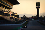 Tests for the new Formula One Grand Prix season at the Circuit de Catalunya in Montmelo, Barcelona. February 19, 2020 (ALTERPHOTOS/Javier Martínez de la Puente)