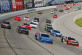 #81: Jeffrey Earnhardt, XCI Racing, Toyota Supra Comcast NBCUniversal Salute to Service and #20: Christopher Bell, Joe Gibbs Racing, Toyota Supra Rheem