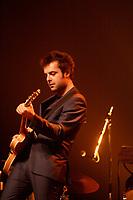 Dumas in concert, March 19, 2012.