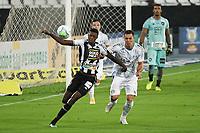 Rio de Janeiro (RJ), 08/02/2021 - Botafogo-Grêmio - Matheus Babi jogador do Botafogo,durante partida contra o Grêmio,válida pela 35ª rodada do Campeonato Brasileiro,realizada no Estádio Nilton Santos (Engenhão), na zona norte do Rio de Janeiro,nesta segunda-feira (08).