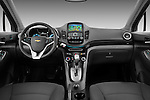 2013 Chevrolet Orlando LTZ+ MPV Straight Dashboard Stock Photo