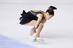 Naphat Luckanatinakorn of Thailand competes in Basic Novice Subgroup A Girls group during the Asian Open Figure Skating Trophy 2017 on August 02, 2017 in Hong Kong, China. Photo by Marcio Rodrigo Machado / Power Sport Images