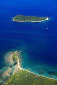 Ile Bailly et île Charron au large de la commune du Mont-Dore, Nouvelle-Calédonie