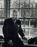 Former Prime Minister John Diefenbaker