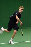 05-12-10, Tennis, Almere, Reaal WJC Masters, Melvin de Wit
