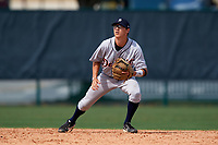 Detroit Tigers Cole Peterson (21) during an Instructional League game against the Atlanta Braves on October 10, 2017 at the ESPN Wide World of Sports Complex in Orlando, Florida.  (Mike Janes/Four Seam Images)