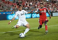 Toronto FC vs Vancouver Whitecaps June 29 2011