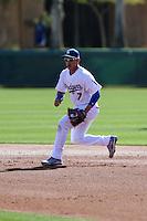 Alex Guerrero - Los Angeles Dodgers 2014 spring training (Bill Mitchell)