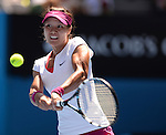 Na Li (CHN) defeats Eugenie Bouchard (CAN) 6-2, 6-4