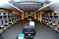 Philadelphia, PA - June 11, 2016: United States Locker room during a Copa America Centenario Group A match between United States (USA) and Paraguay (PAR) at Lincoln Financial Field.