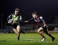 20th December 2020; The Sportsground, Galway, Connacht, Ireland; European Champions Cup Rugby, Connacht versus Bristol Bears; John Porch on attacking run for Connacht
