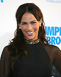 Paula Patton  at The Screen Gems L.A. Premiere of Jumping the Broom held at The Cinerama Dome Theatre in Hollywood, California on May 04,2011                                                                               © 2011 Hollywood Press Agency
